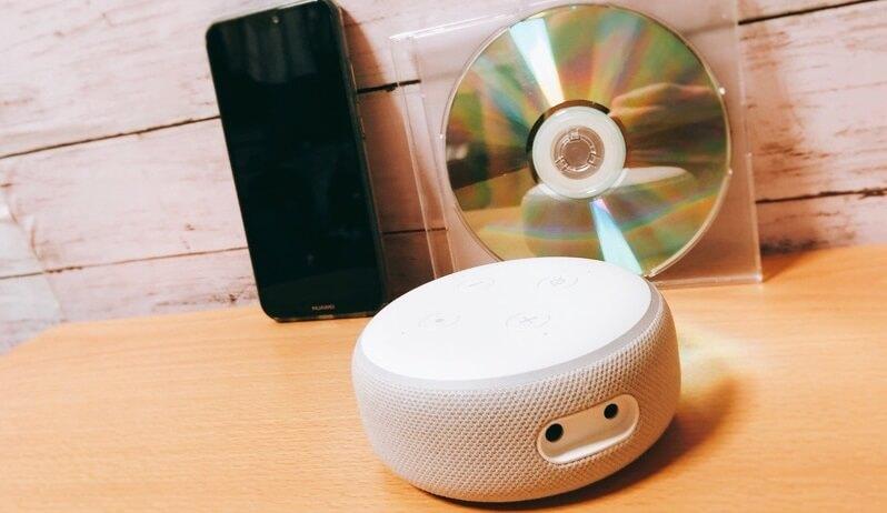 Amazon Echoで手持ちの音楽を再生