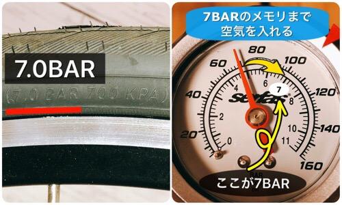 SERFAS(サーファス)空気入れFP-200の使い方3.