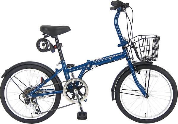 Amazonおすすめの折りたたみ自転車(1)