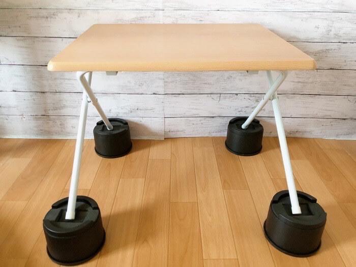 継ぎ足しを机やテーブルで使ってみて分かったメリット